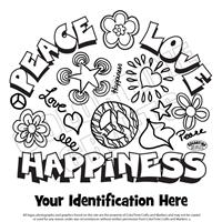 124: Peace Love Happiness