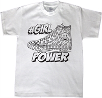 #Girl Power T-Shirt