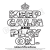 208 Keep Calm Play