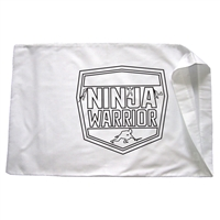 Ninja Warrior Pillowcase