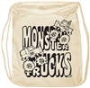 Monster Trucks Backpack