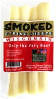 3.75oz. Smoked String Cheese Pack