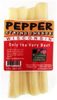 3.75oz. Pepper String Cheese Pack