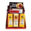 Wisconsin Cheese, Sausage, and Cracker Gift Pack