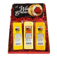 Wisconsin Cheese, Sausage, Spread and Cracker Gift Pack
