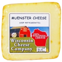 7.75oz. Muenster Cheese Block