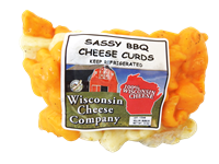 12oz. Sassy BBQ Cheese Curds Pack