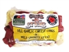 12oz. Garlic Dill Cheese Curds n Mild Sausage Sticks Pack