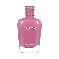 ZOYA Professional Nail Polish Barbie Warm Medium Baby Pink  | Dibutyl Pthalate Free Nail Polish, Safer Nail Enamels, Holistic Beauty Nail Products