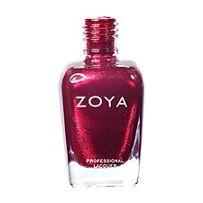 ZOYA Professional Nail Lacquer Sarah Polish | Camphor Free Nail Polish, Safer Nail Enamels, Natural Make Up