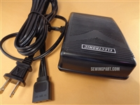 Foot Control Pedal with Lead Cord Kenmore 385.101180, 385.11607090, 385.1168280, 385.12116690 # 032270116, 033770114, 031870119, 3C-135-B