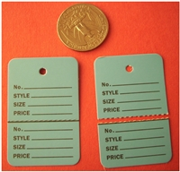 BLUE HANG Price Label Tags Clothing Tagging Tags Gun Two parts