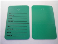 GREEN HANG Price Label Tags Clothing Tagging Tags Gun Two parts