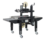 "700-20 CASE SEALER, UNIFORM, SIDE BELT DRIVE, 2"" TAPE HEADS"