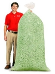 PELESPAN FLOWABLE MATERIAL, 20 CU FT BAGS, 100% RECYCLED