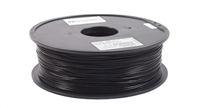 3D ABS Filaments 1.75mm, black, 1Kg/roll, ABS Filament