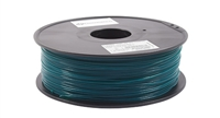 3D ABS Filaments 1.75mm, green, 1Kg/roll, ABS Filament