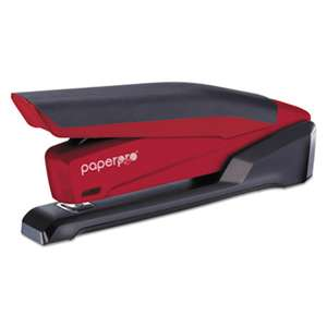 ACCENTRA, INC. inPOWER 20 Desktop Stapler, 20-Sheet Capacity, Red