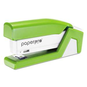 ACCENTRA, INC. inJoy 20 Compact Stapler, 20-Sheet Capacity, Green
