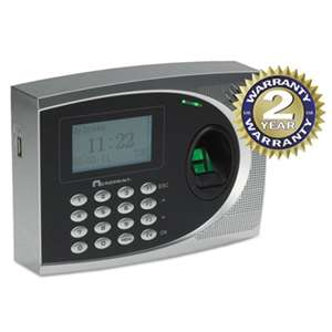 ACRO PRINT TIME RECORDER timeQplus Biometric Time and Attendance System, Automated