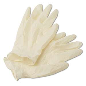 ANSELL LIMITED XT Premium Latex Disposable Gloves, Powder-Free, X-Large, 100/Box