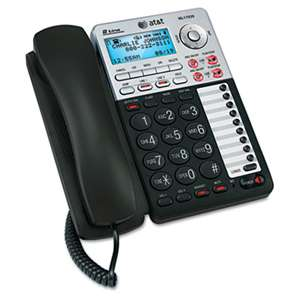 VTECH COMMUNICATIONS ML17939 Two-Line Speakerphone with Caller ID and Digital Answering System