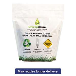 BCG, INC. Eco-Friendly Sorbent, 1 lb Resealable Pouch