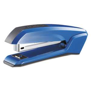 STANLEY BOSTITCH Ascend Stapler, 20-Sheet Capacity, Ice Blue