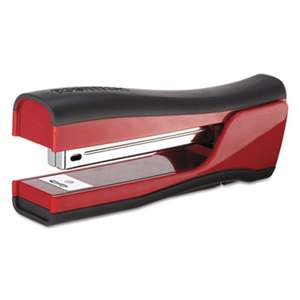 STANLEY BOSTITCH Dynamo Stapler, 20-Sheet Capacity, Red