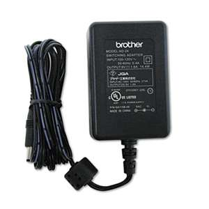 Brother AD24 AC Adapter for Brother P-Touch Label Makers