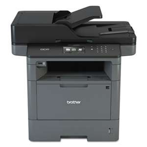 BROTHER INTL. CORP. DCP-L5650DN Business Laser Multifunction Copier, Copy/Print/Scan