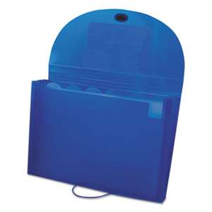 C-LINE PRODUCTS, INC Specialty Expanding Files, Letter, 7-Pocket, Blue