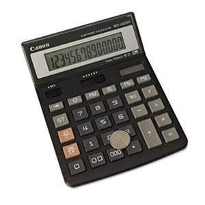 CANON USA, INC. WS1400H Display Calculator, 14-Digit LCD
