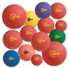 CHAMPION SPORT Playground Ball Set, Multi-Size, Multi-Color, Nylon, 14/Set
