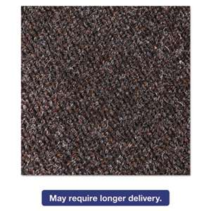 CROWN MATS & MATTING Marathon Wiper/Scraper Mat, Polypropylene/Vinyl, 36 x 60, Dark Brown