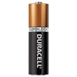 Duracell MN2400BKD CopperTop Alkaline Batteries, Duralock Power Preserve Technology, AAA, 144/CT
