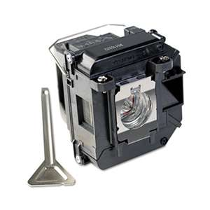 EPSON AMERICA, INC. ELPLP60 Replacement Lamp for 420/425W/425Wi/430i/435Wi/92/93/95/96W/905