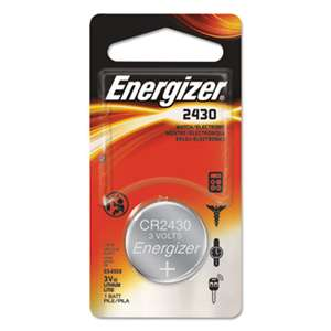 Energizer ECR2430BP ECR2430BP Watch/Calculator Battery
