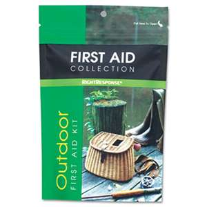 FIRST AID ONLY, INC. RightResponse Outdoor First Aid Kit