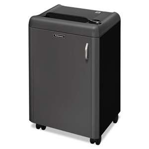 Fellowes 3306301 Powershred HS-440 High-Security Cross-Cut Shredder, 4 Sheet Capacity