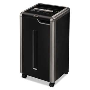 Fellowes 3830001 Powershred 325i 100% Jam Proof Strip-Cut Shredder, 24 Sheet Capacity