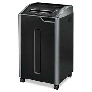 FELLOWES MFG. CO. Powershred 425i 100% Jam Proof Continuous-Duty Strip-Cut Shredder, TAA Compliant
