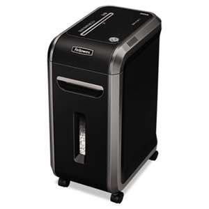 Fellowes 4609001 Powershred 99Ms Medium-Duty Micro-Cut Shredder, 12 Sheet Capacity