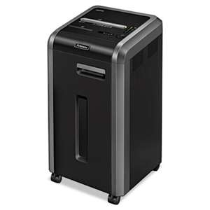 Fellowes 4620001 Powershred 225Mi 100% Jam Proof Micro-Cut Shredder, 14 Sheet Capacity