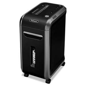 Fellowes 4690001 Powershred 90S Heavy-Duty Strip-Cut Shredder, 18 Sheet Capacity