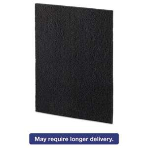 FELLOWES MFG. CO. Carbon Filter for AeraMax 190 Air Purifiers, 10 1/8 x 13 3/16, 4/Pack