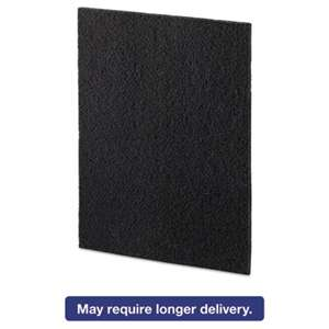 FELLOWES MFG. CO. Carbon Filter for AeraMax 290 Air Purifiers, 12 7/16 x 16 1/8, 4/Pack