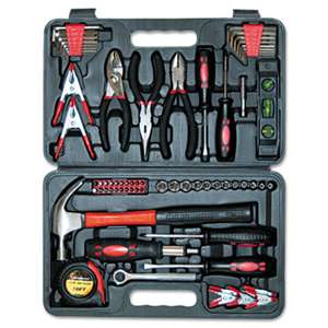 GREAT NECK SAW MFG. 72-Piece Tool Set