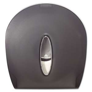 GEORGIA PACIFIC Jumbo Jr. Bathroom Tissue Dispenser, 10 3/5x5 39/100x11 3/10, Translucent Smoke