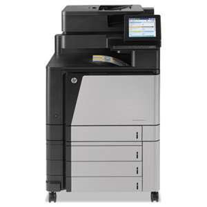 HEWLETT PACKARD Color LaserJet Enterprise flow M880z Wireless MFP, Copy/Fax/Print/Scan